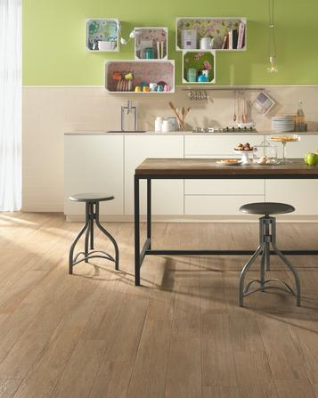 Tiles Kitchen Wood Effect - Marazzi_544