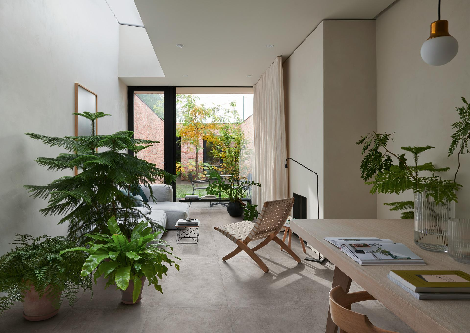 Plaza - Concrete Effect - Indoor and Outdoor
