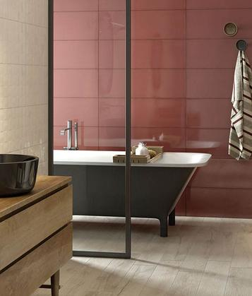 Pottery: Red Tiles: view the collections - Marazzi