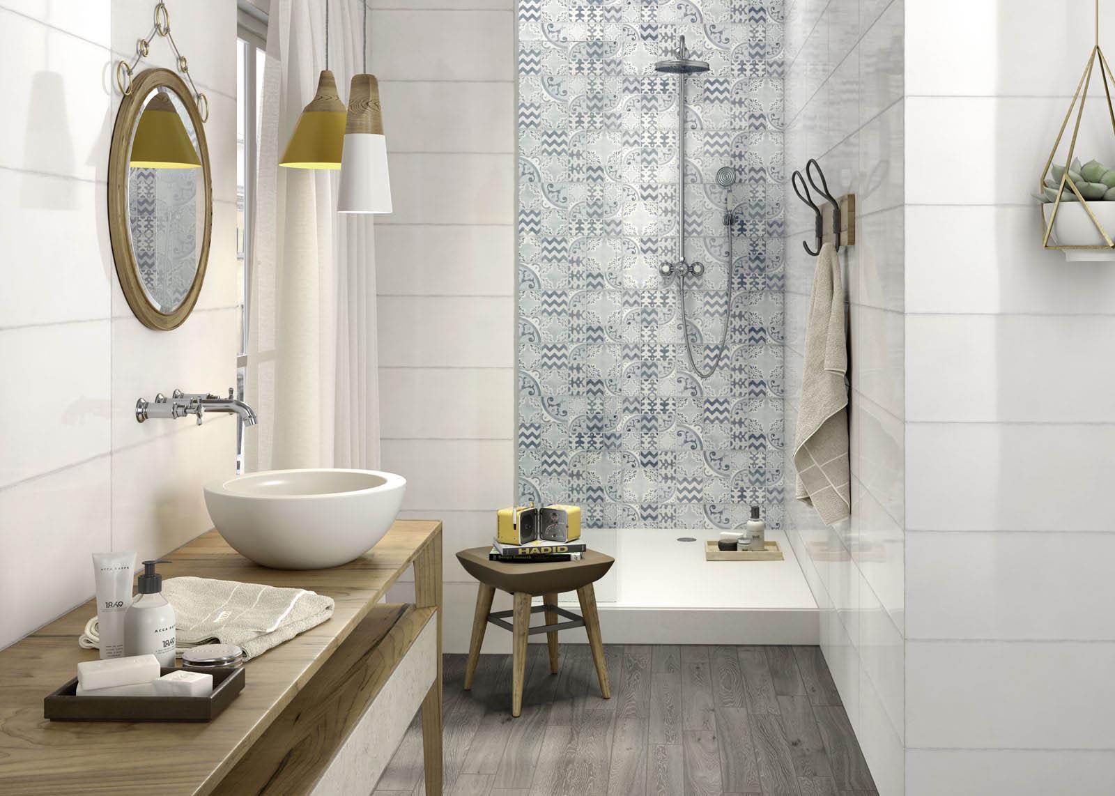 Pottery glossy wall tiles marazzi