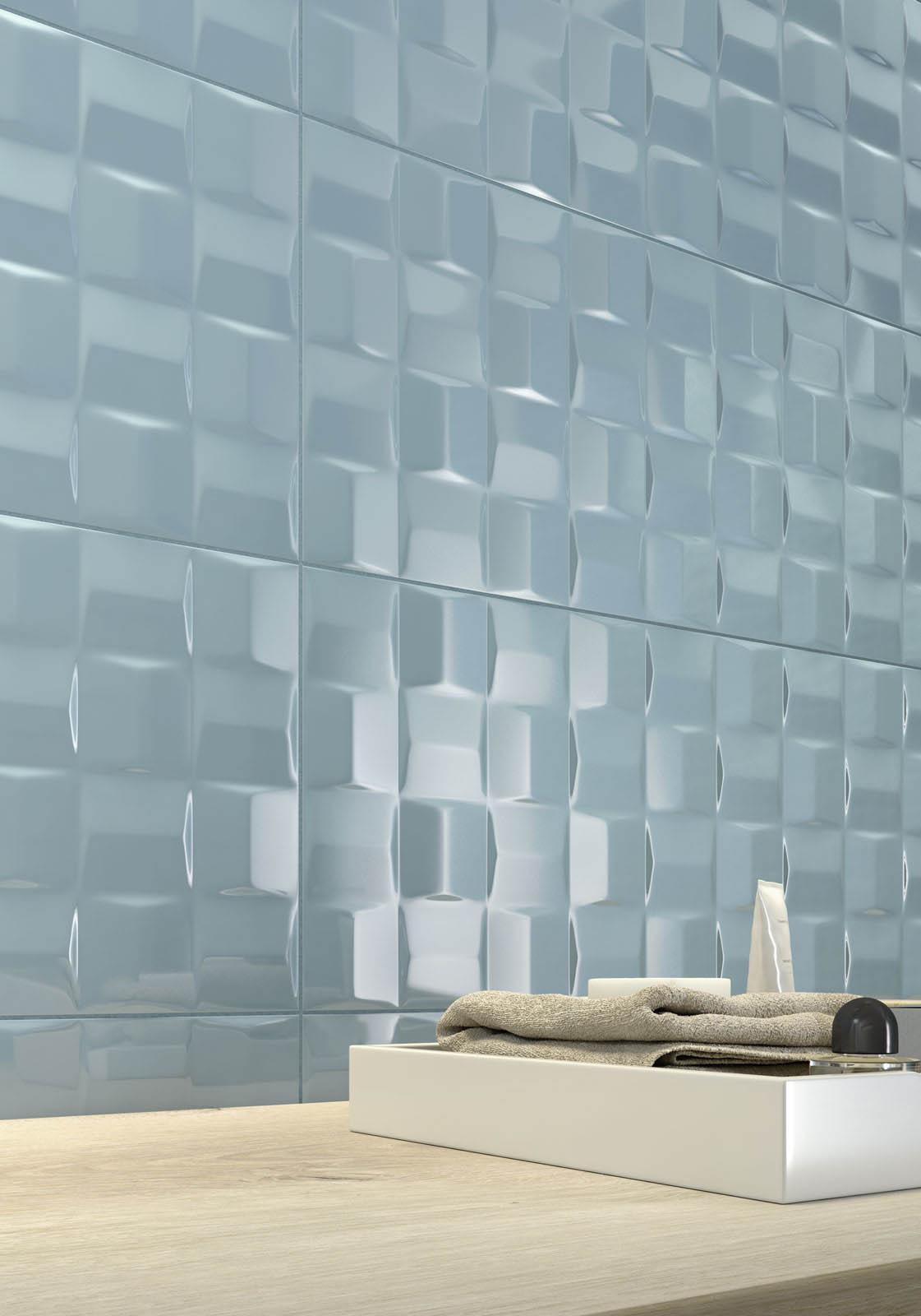 Pottery - Glossy wall tiles   Marazzi