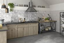 Kitchen tiles: stoneware and porcelain ideas and solutions - Marazzi 7054