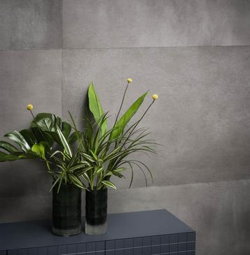 Powder: Green porcelain stoneware: ecology and sustainability - Marazzi