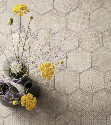 Powder: Small-size tiles for all locations - Marazzi