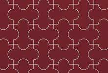 Red Tiles: view the collections - Marazzi 3217