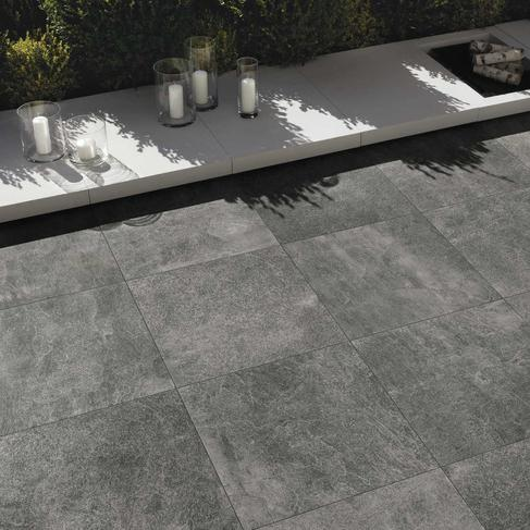 Rocking20 - Stone Effect - Outdoor