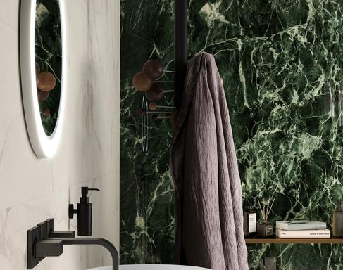 Green Tiles: view the collections - Marazzi 11636