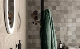 Bathroom tiles: ceramic and porcelain stoneware - Marazzi 11641