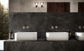 Bathroom tiles: ceramic and porcelain stoneware - Marazzi 11577
