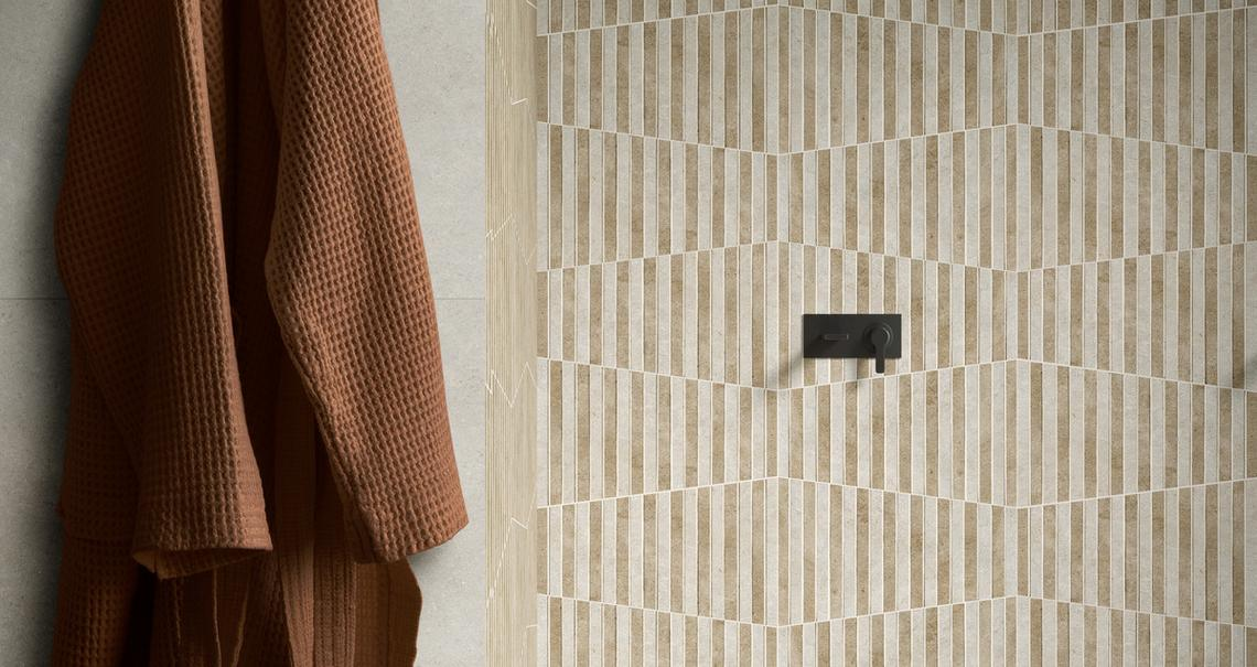Bathroom and other locations mosaic tiles - Marazzi 11647