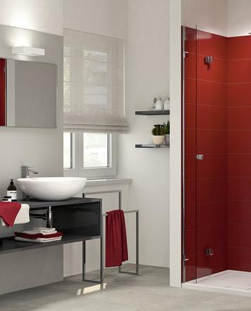 Shine: Red Tiles: view the collections - Marazzi