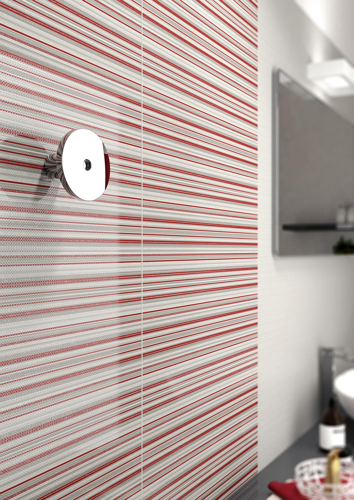 Shine fabric effect covering marazzi shine bathroom dailygadgetfo Choice Image