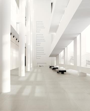 Tiles White Concrete Effect - Marazzi_379