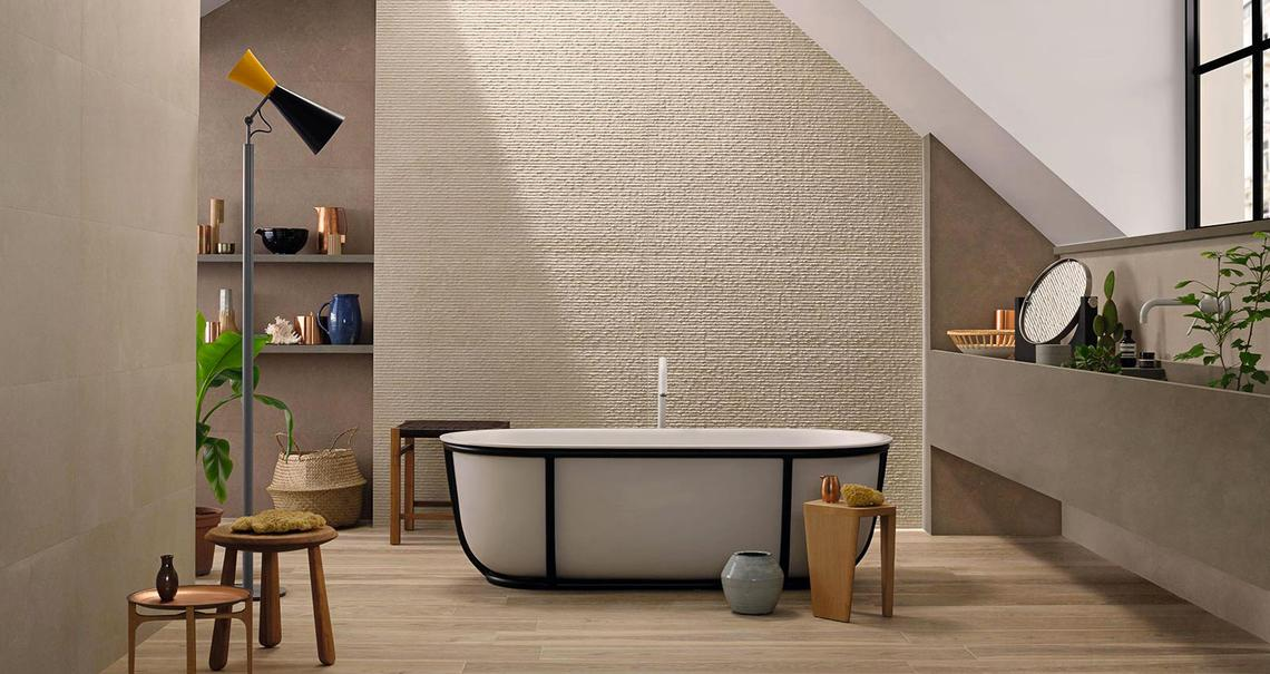 Stone_art - Stone Effect - Bathroom