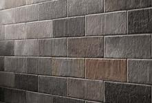 Black Tiles: view the collections - Marazzi 6825