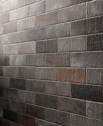 Tiles Black Concrete Effect - Marazzi_732