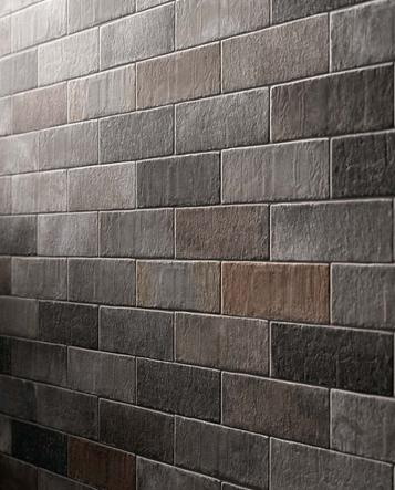 Terramix: Black Tiles: view the collections - Marazzi
