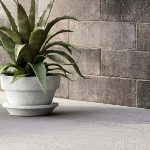 Terramix - Concrete Effect - Bathroom