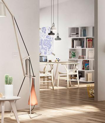 Treverkage – wood tile flooring
