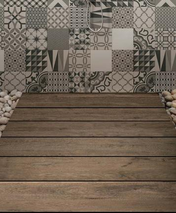 Treverkdear20: Wood effect and hardwood porcelain stoneware: discover all the effects - Marazzi