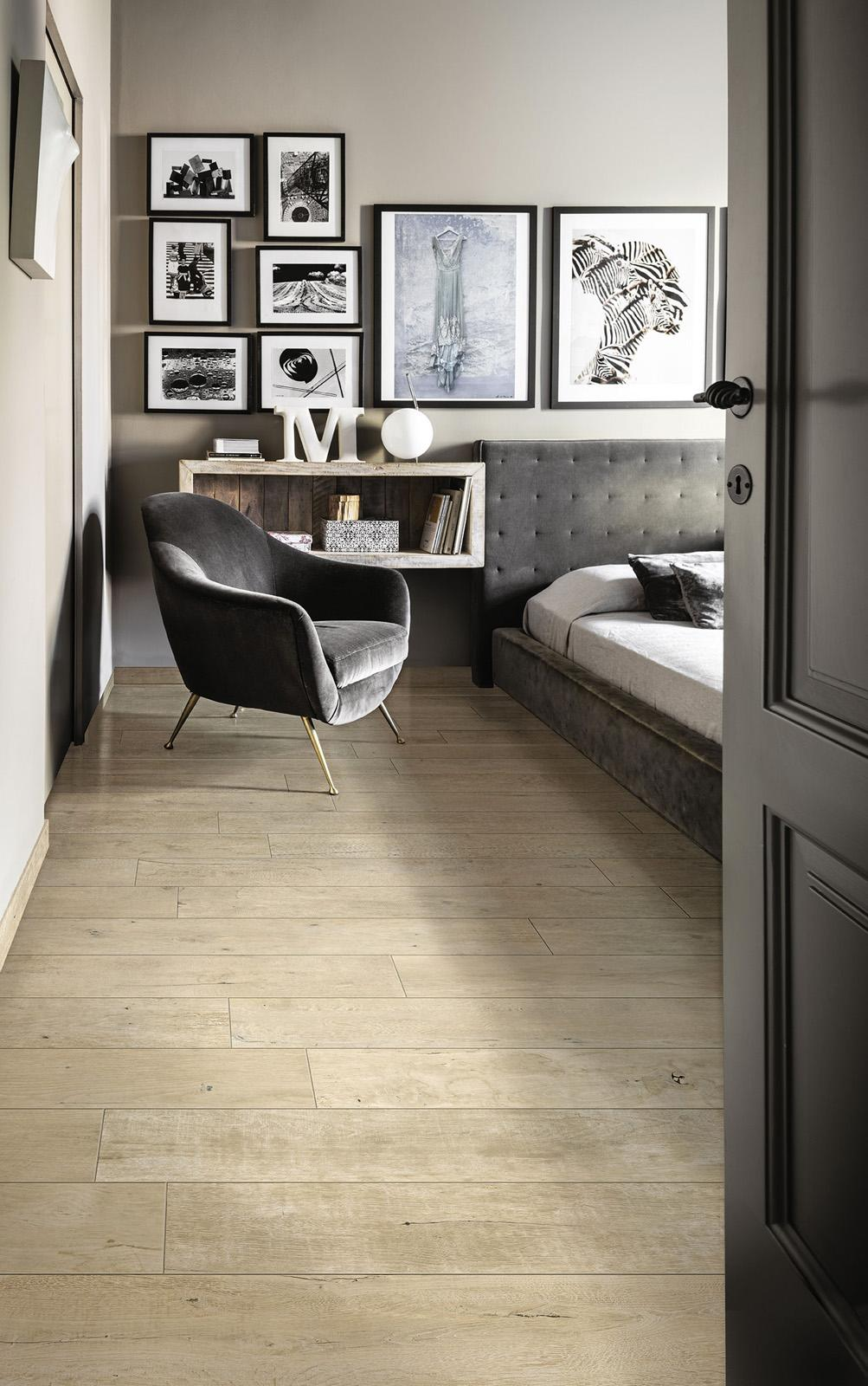 Wood Effect And Hardwood Porcelain Stoneware Marazzi