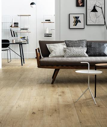 Tiles Living Room Wood Effect - Marazzi_641