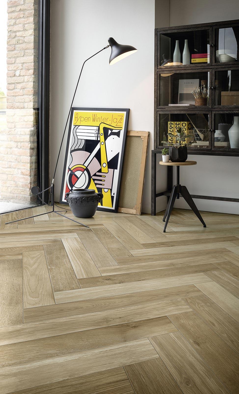 Treverkfusion wood effect porcelain flooring marazzi treverkfusion wood effect kitchen dailygadgetfo Choice Image