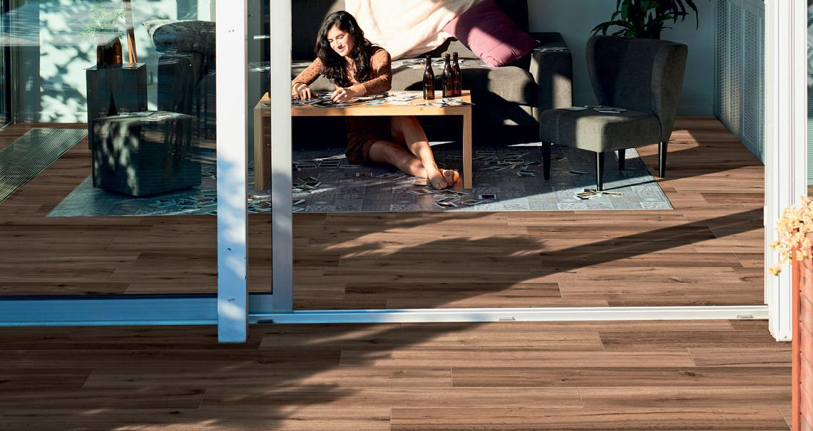 Treverkheart - Wood Effect - Indoor and Outdoor