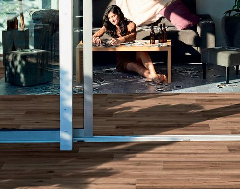 Indoor and outdoor flooring: view the catalogue - Marazzi 9155
