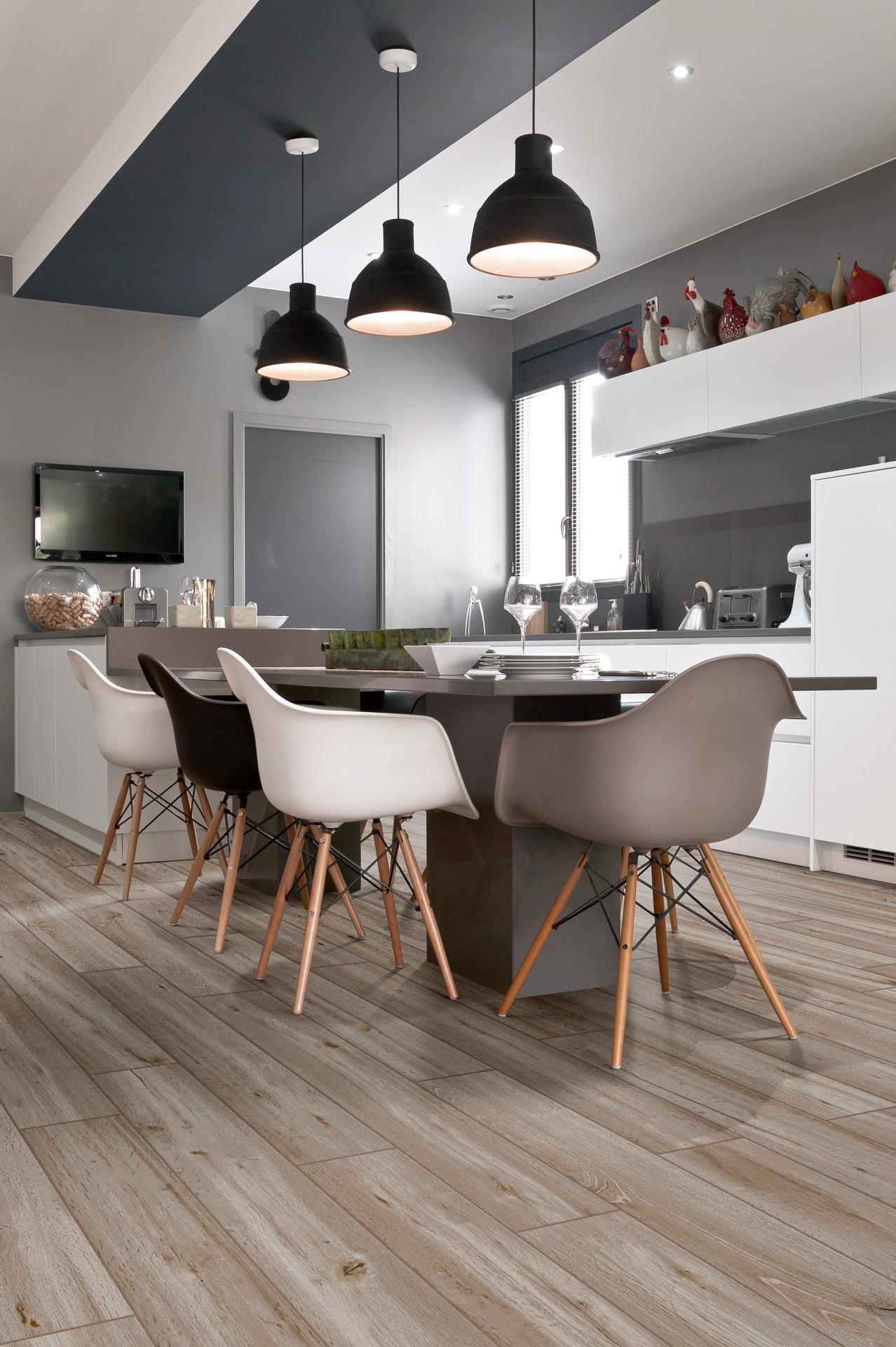 Wood Effect And Hardwood Porcelain Stoneware Marazzi - Carrelage e wood