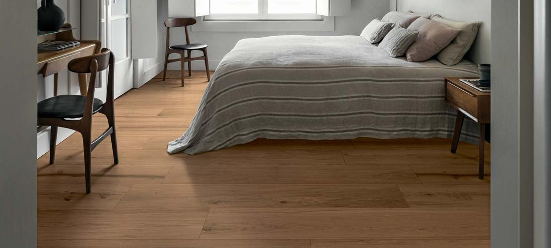 Wood effect and hardwood porcelain stoneware: discover all the effects - Marazzi 8525