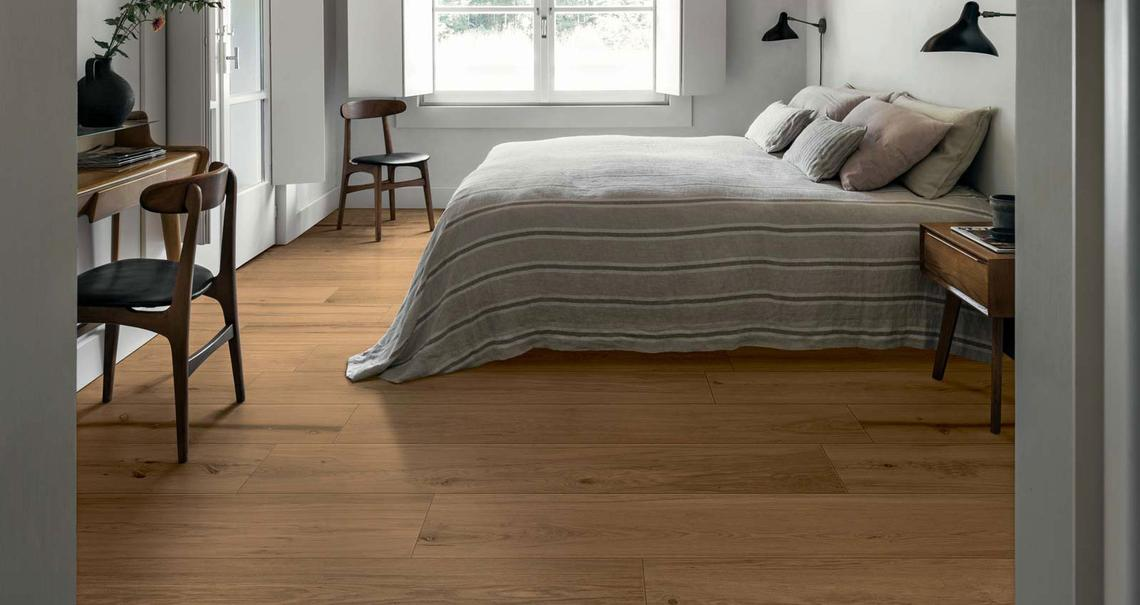Treverklife - Wood Effect - Bedroom