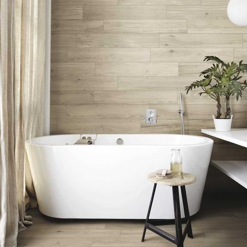 Treverklook - Wood Effect - Bathroom