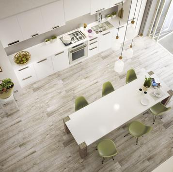 Tiles Kitchen Wood Effect - Marazzi_590