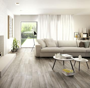 Tiles Living Room Wood Effect - Marazzi_590
