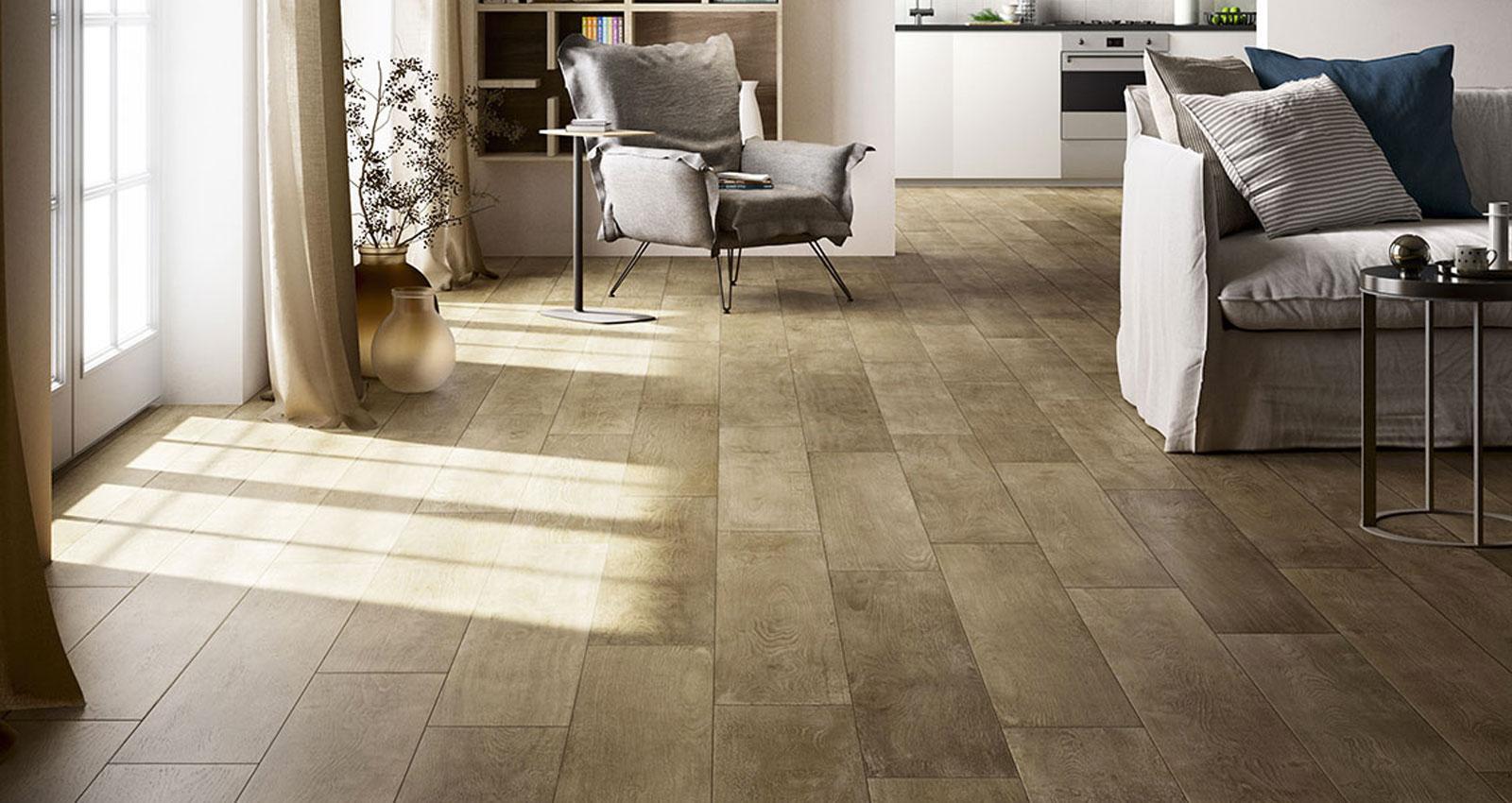 Treverktime wood effect stoneware floors marazzi - Piastrelle marazzi prezzi ...