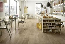 Wood effect and hardwood porcelain stoneware: discover all the effects - Marazzi 6541