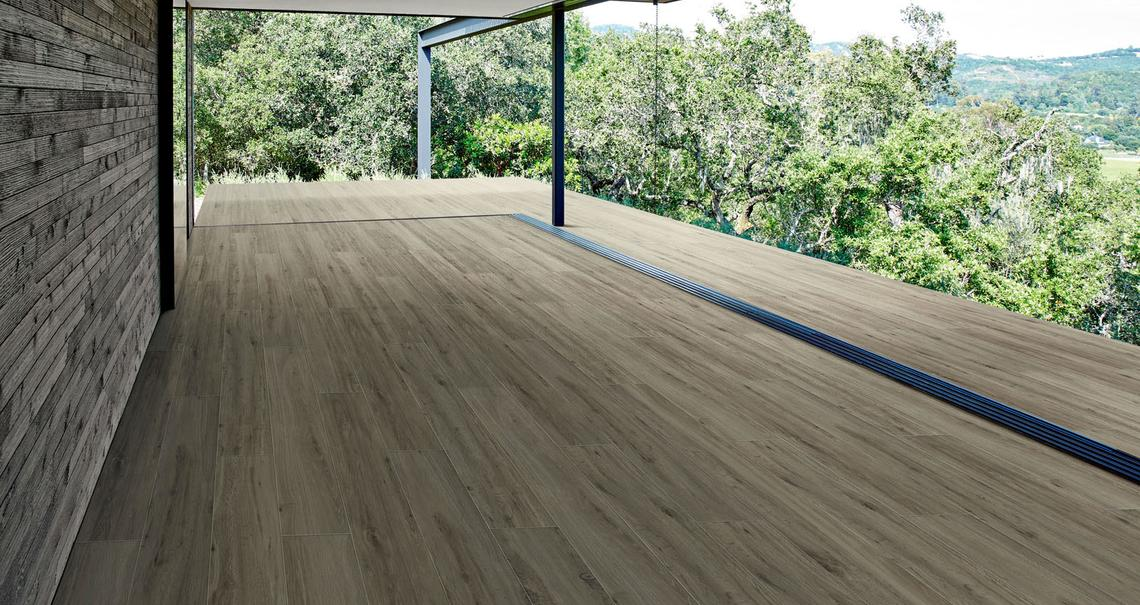 Treverkview - Wood Effect - Indoor and Outdoor
