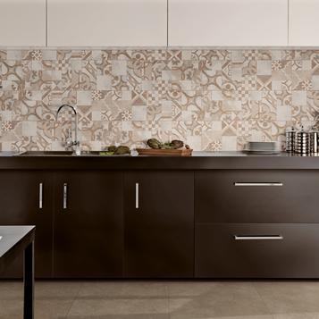 Brown Kitchen Tiles Marazzi