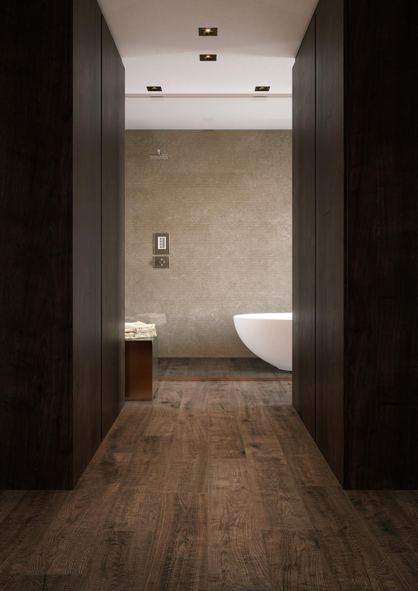 Vero - Wood Effect - Bathroom