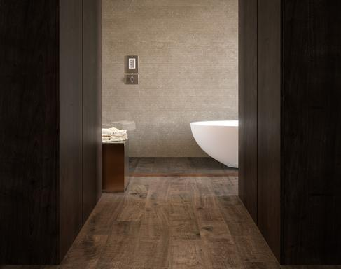 Bathroom tiles: ceramic and porcelain stoneware - Marazzi 10370