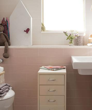 Weekend: Pink Tiles: view the collections  - Marazzi