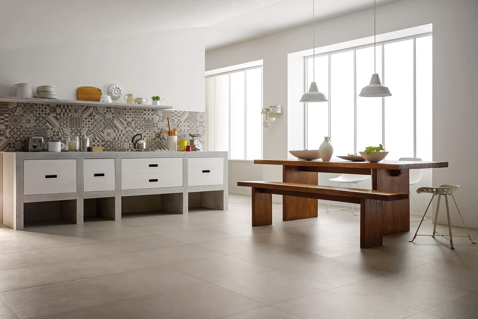 Block - Porcelain stoneware flooring and walls | Marazzi