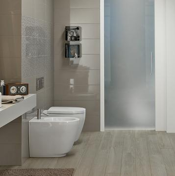 Colourline - polished tiles for bathroom wall coverings