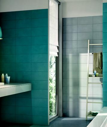 Covent Garden: Azure tiles: view the collections - Marazzi