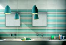 Azure tiles: view the collections - Marazzi 3974