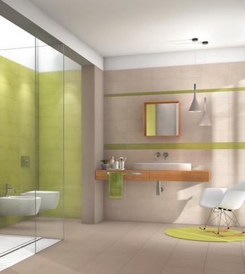 Covent Garden: Green Tiles: view the collections - Marazzi