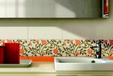 Orange tiles: view the collections - Marazzi 3984