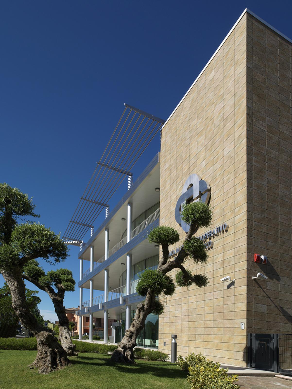 Cooperative BankBanca di Credito Cooperativo, Cesenatico | Marazzi