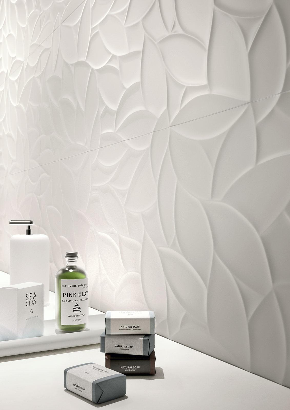 White Tiles: view the collections | Marazzi